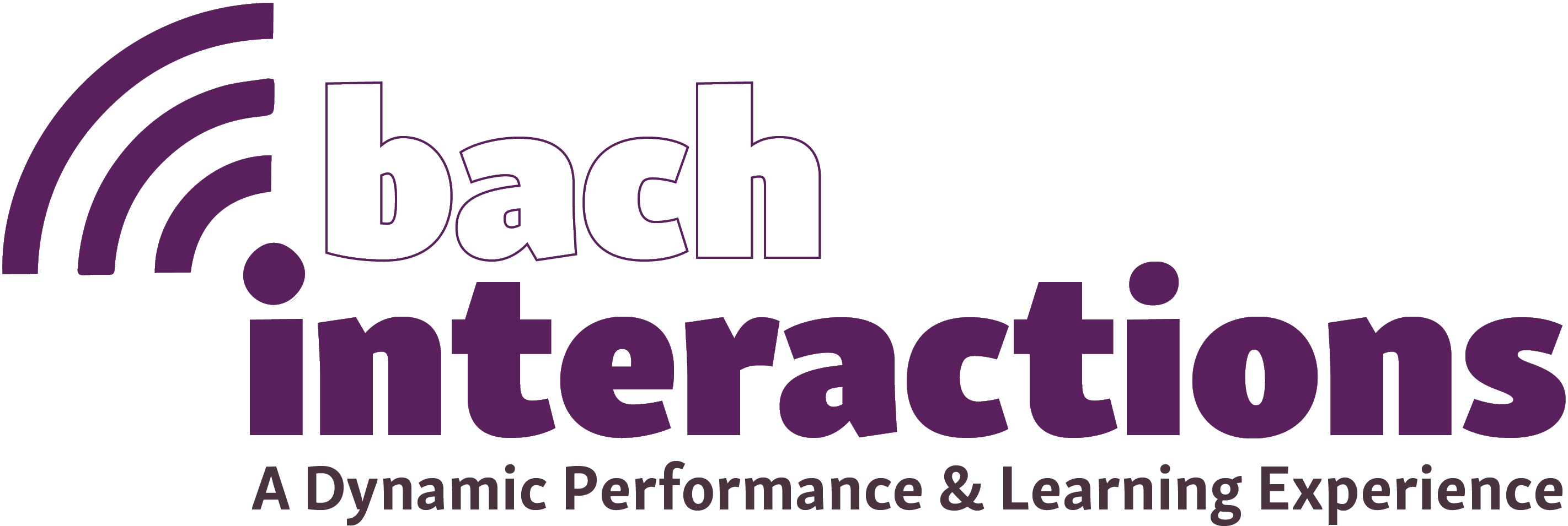 Bach Interactions Logo